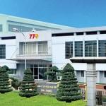 Văn phòng Công ty Cổ phần Cán thép Thái Trung